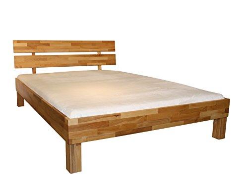 bett palma gr e 90 100 140 160 180 200x200 buche massivholz von meinmassivholz made in. Black Bedroom Furniture Sets. Home Design Ideas