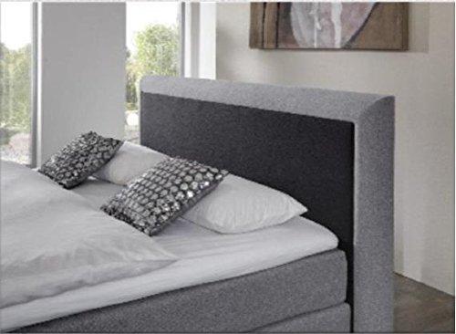 breckle boxspringbett 140 x 200 cm spirit box mero easy big bonnell topper gel standard. Black Bedroom Furniture Sets. Home Design Ideas