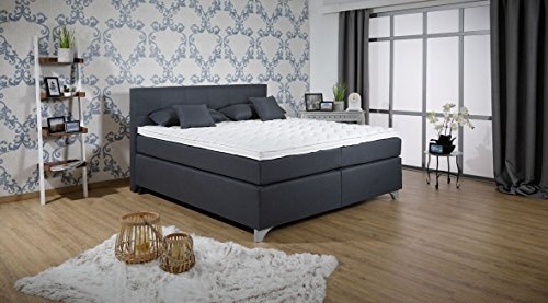 boxspringbett pluto polstebett boxspringbetten betten. Black Bedroom Furniture Sets. Home Design Ideas