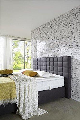 breckle boxspringbett 120 x 200 cm big ben box mero hollanda 1000 gel topper gel comfort. Black Bedroom Furniture Sets. Home Design Ideas