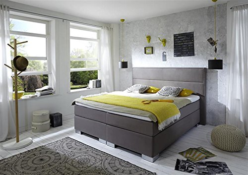 breckle boxspringbett 120 x 200 cm castillo box elektro inspiration hollanda tfk topper gel. Black Bedroom Furniture Sets. Home Design Ideas