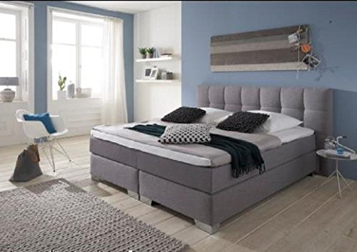 breckle boxspringbett 120 x 200 cm dorinta box born hollanda tfk topper kaltschaum comfort. Black Bedroom Furniture Sets. Home Design Ideas