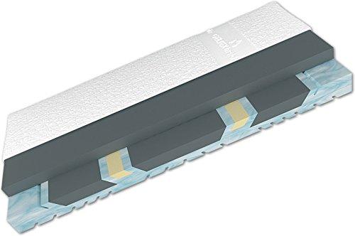 schlaraffia matratze moon 8sx geltex inside h3 90 x 200 cm gelschaum topper. Black Bedroom Furniture Sets. Home Design Ideas