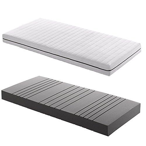 betten abc abc dream orthop dische 7 zonen kaltschaummatratze raumgewicht rg 30 h he 13 cm. Black Bedroom Furniture Sets. Home Design Ideas