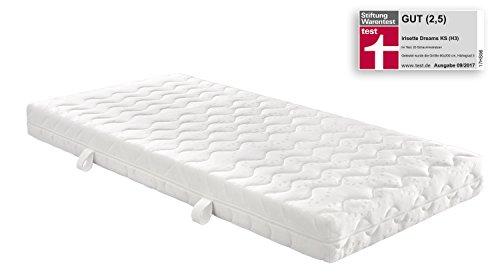 7 zonen kaltschaummatratze irisette dreams 140 x 200cm. Black Bedroom Furniture Sets. Home Design Ideas
